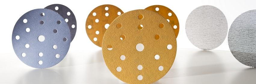 Abrasive discs2